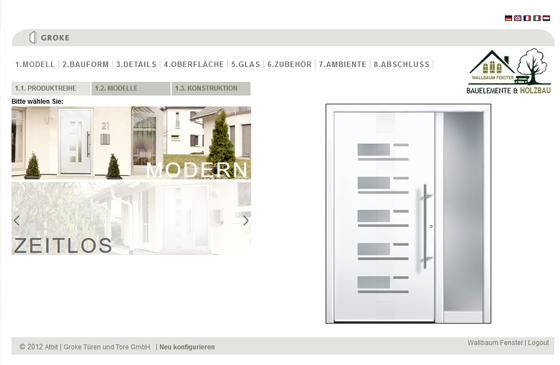 Holzbau detail fenster  Haustüren von Wallbaum Fenster - Bauelemente & Holzbau vom ...